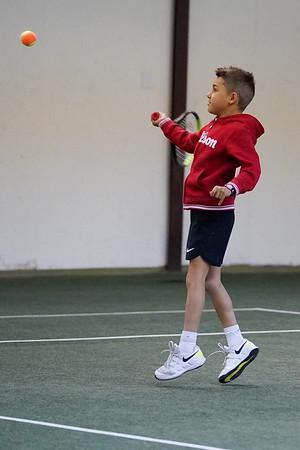 28 Maart Myles tennis