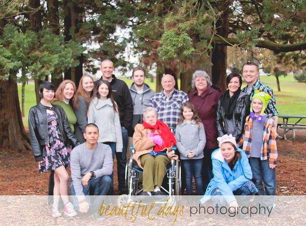 Wood/Caskin Families | 12.26.2015