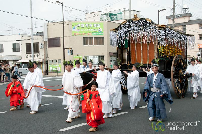 Aoi Matsuri Procession - Kyoto, Japan