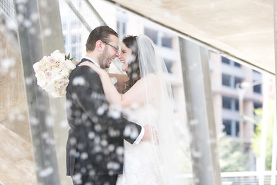 andi + daniel wedding