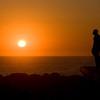 Swakopmund sunset