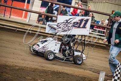 River Arena Speedway - Nov 16, 2013