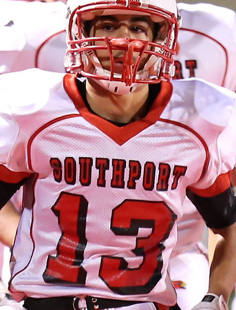 Southport Football vs Center Grove  2013