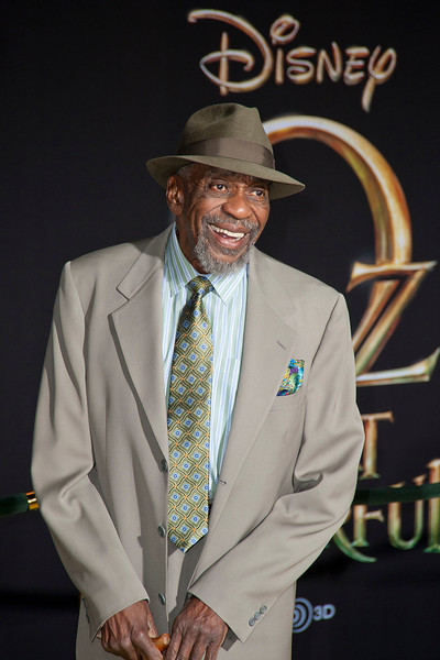 HOLLYWOOD; CA - FEBRUARY 13: Actor Bill Cobbs arrives at the world premiere of Walt Disney Pictures' 'Oz The Great And Powerful' at the El Capitan Theatre on Wednesday February 13; 2013 in Hollywood; California. (Photo by Tom Sorensen/Moovieboy Pictures)