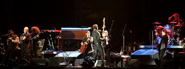 Springsteen @ Hyde Park, Hard Rock Calling June 28th 2009