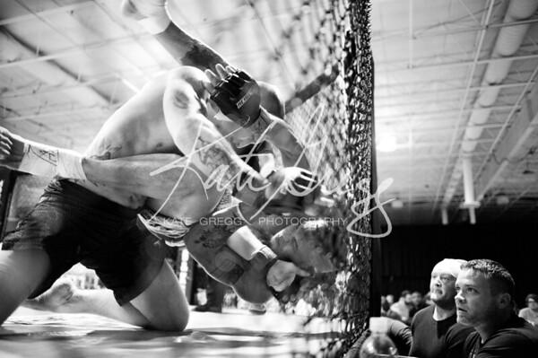 Brandon Clawson vs Van Vo