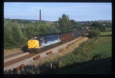 South Wales Class 37 Workings
