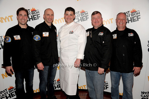 Mike Marino, Jeff Dobe, Robert Neumann, Kevin Levrecht, Shaun McKee photo by Rob Rich/SocietyAllure.com © 2014 robwayne1@aol.com 516-676-3939