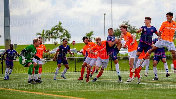 Miami Utd v Miami Dutch Lions 6-26-21