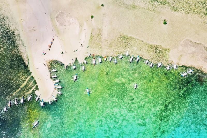 Beaches of Bohol, Philippines