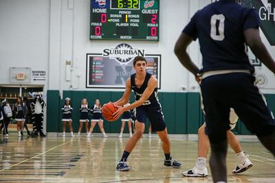 2019-02-22 -- Twinsburg Boys Varsity Basketball vs Nordonia High School Varsity Basketball