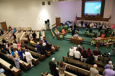 Easter Service 2012