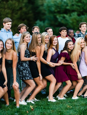 Homecoming 2019 Freshman NCHS