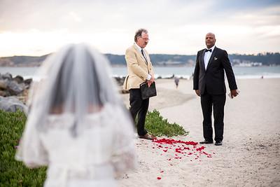 Tara + Gerald | Coronado Wedding | Coronado Wedding Photographer