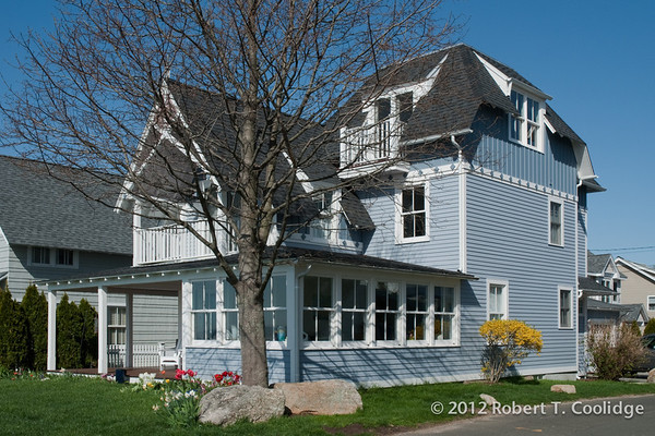 A Victorian Restoration and Addition