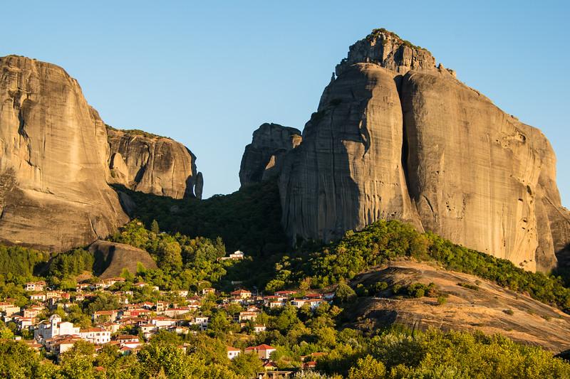 Village of Kastraki