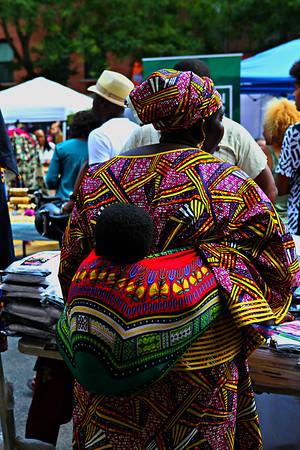 Africa Harlem Street Festival