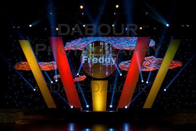 Freddy Awards 2014 Dress Rehearsal