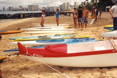 21st Annual Summer Surf PB Race 6-9-2001