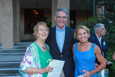 Fundraiser Salutes Pasadena Heritage's Leader