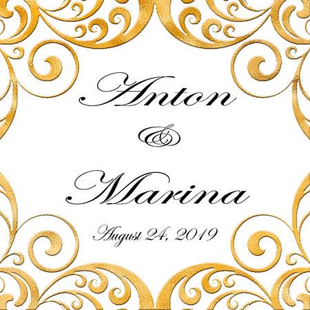 Anton and Marina