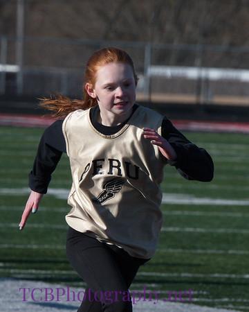 Peru Junior High Track - 19 April
