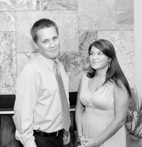 Justin and Kristin
