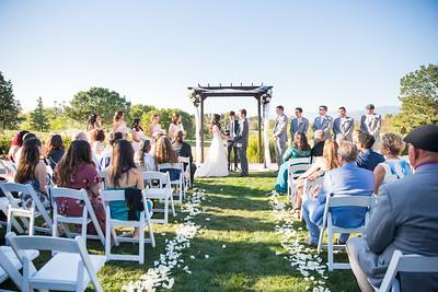 Erin + Dustin Wedding