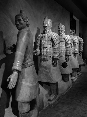 Terra Cotta Warriors  June 2014