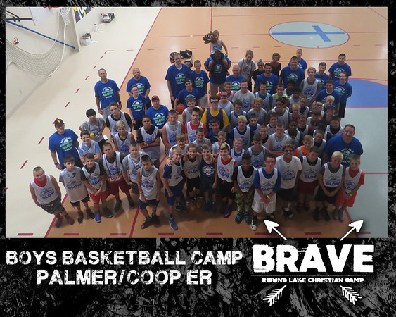 Boys Basketball Camp