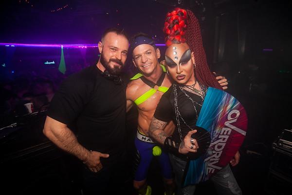 2018-07-14 - UNITE! San Diego Pride 2018 - Overdrive