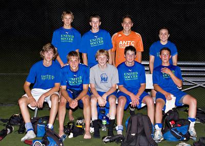 Ian J Pope Memorial Soccer Tournament Team Shots