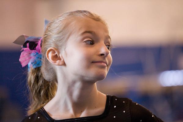 Gymnastics: Clovis