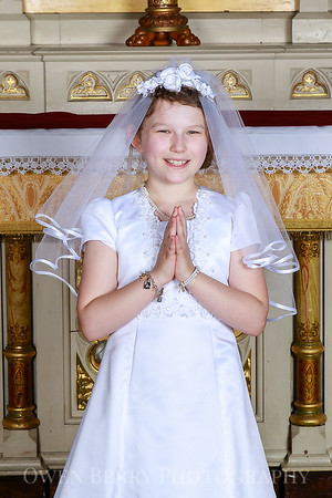 Holy Communion 2018