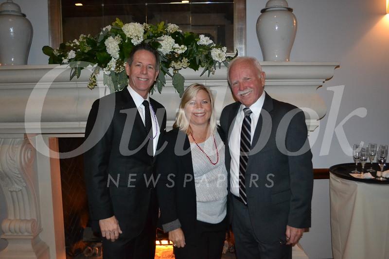 Dean Conklin, Michelle Lund and Ronbert Wilson