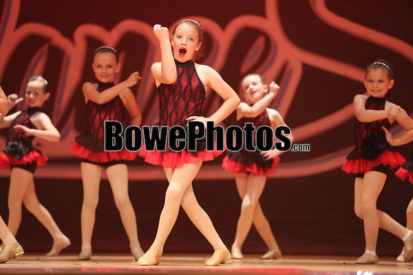 Dance South 2nd performance on Sunday
