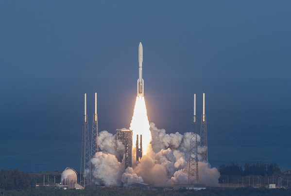 GOES-S launch by United Launch Alliance