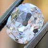 0.71ct Cushion Cut Diamond, GIA I I1 0