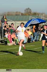 Cascade girls Soccer 2013