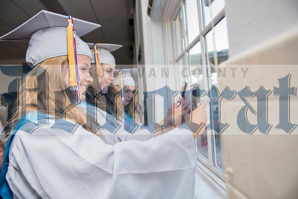2016 Livingston Manor Graduation