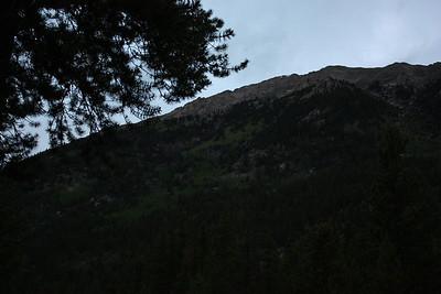 Mt Huron and La Plata Peak