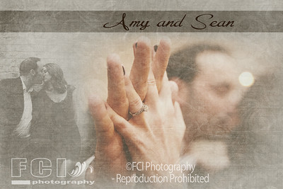Amy and Sean