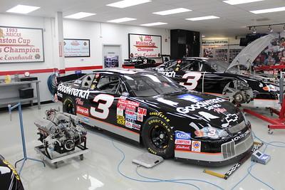 Richard Childress Racing Museum - Welcome, NC - 31 Oct. '17