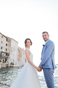 Iva Marija & Andrej, Rovinj, Croatia