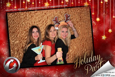 12.04.2015 - Wargaming Holiday Party