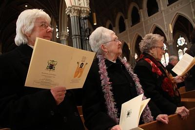 Year of Evangelization Mass 2011