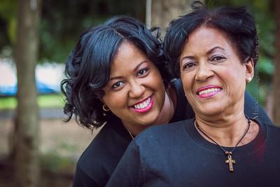 Sesion Carmiña y Su Super Mom.