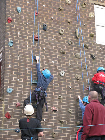 2010-05-04 Climbing at Kidsgrove