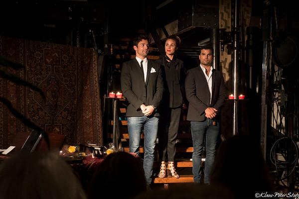 German Forum Cabaret Evening September 2017