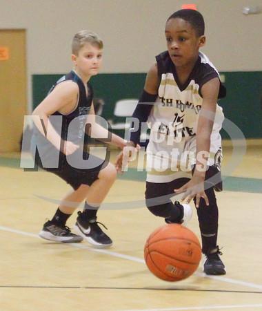 Josh Howard Elite vs Pfafftown Raiders - 3rd Grade